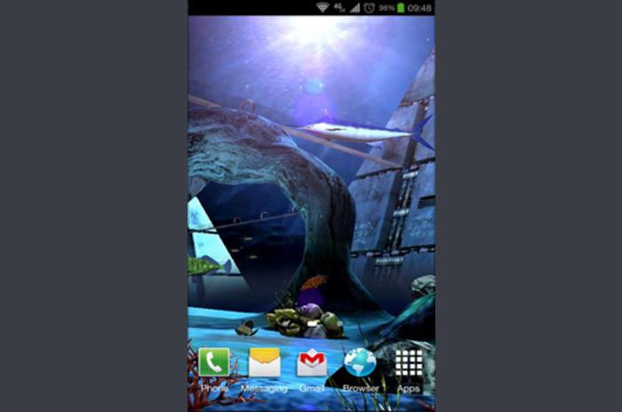 Atlantis 3D Ücretsiz HS