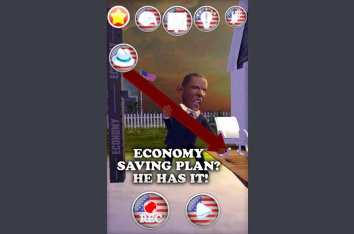 Talking Obama 2