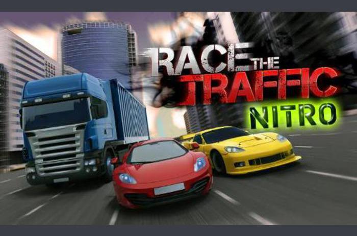 Wyścig z Nitro Traffic