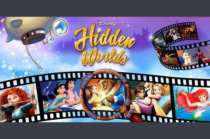 Disney Secret Worlds
