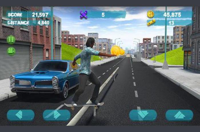 Ulica Skater 3D 2