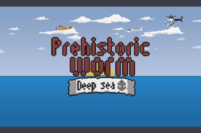 gusano prehistórico: Mar profundo