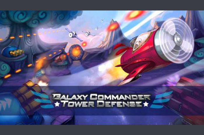 Galaxy comandant: turn de aparare