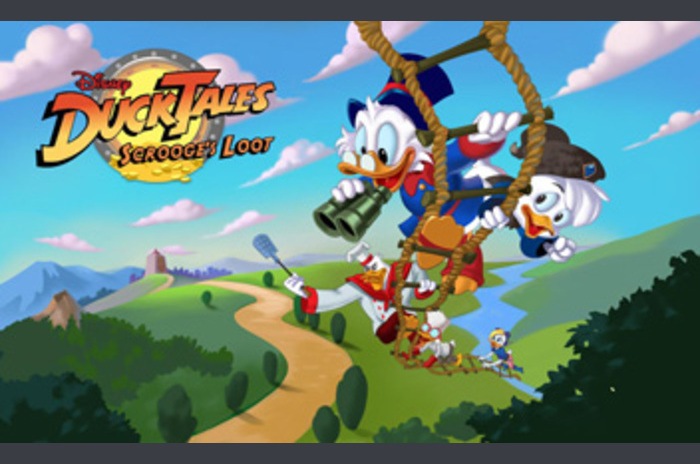 DuckTales: Fură lui Scrooge
