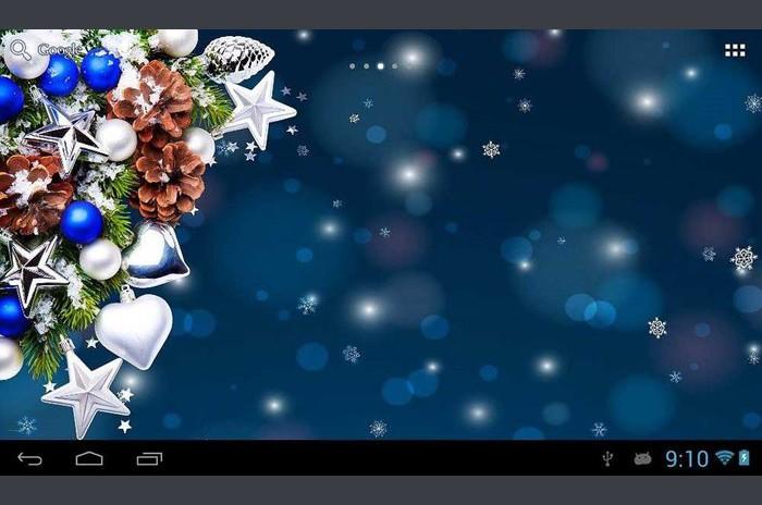Christmasdecorations - Juldekorationer