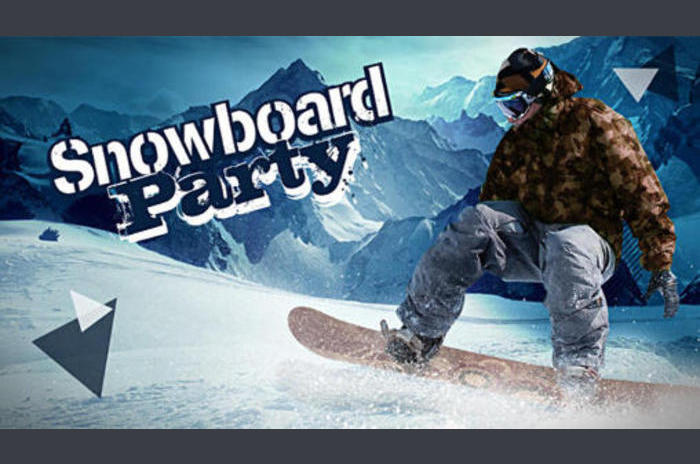 Snowboard Parti