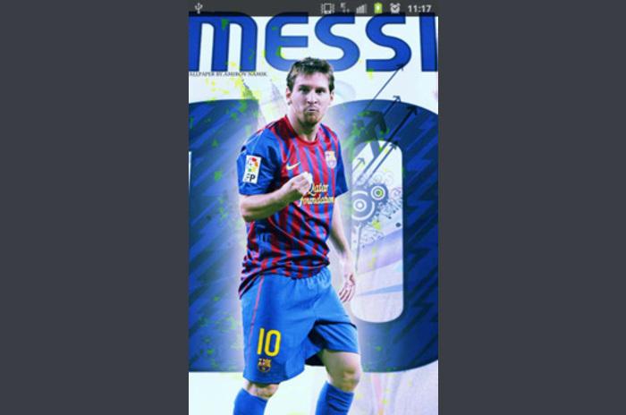 Messi vs Ronaldo LWP