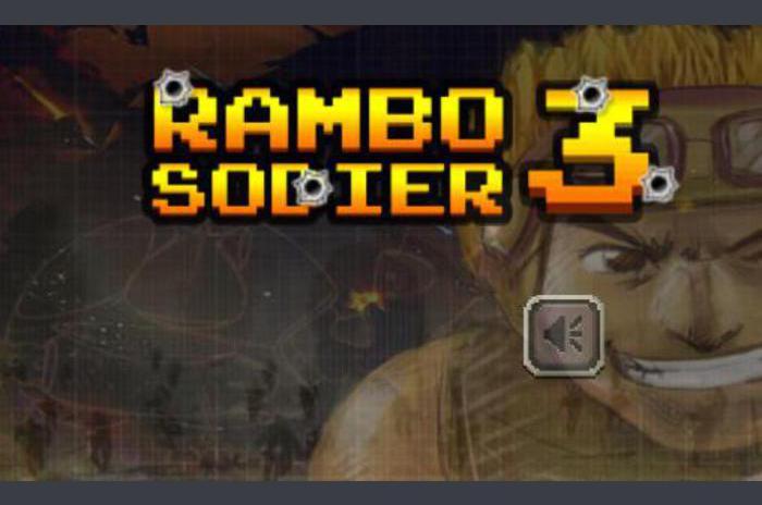 Katonák Rambo 3: Sky küldetés