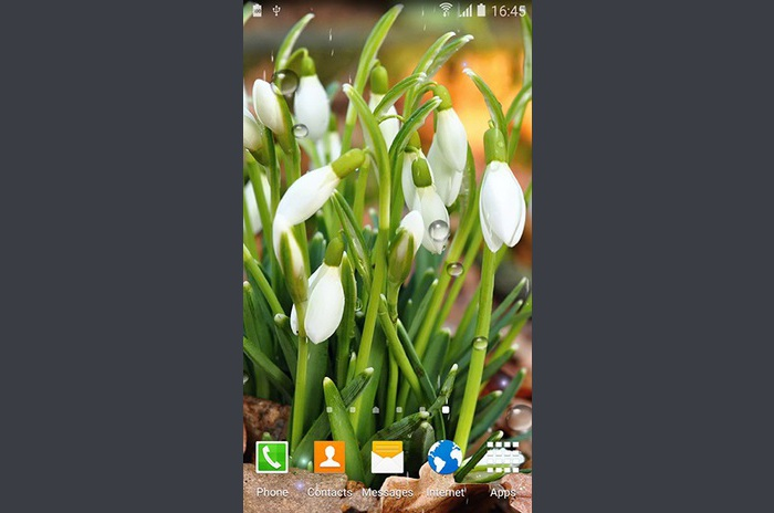 Primavera Naturaleza Live Wallpaper