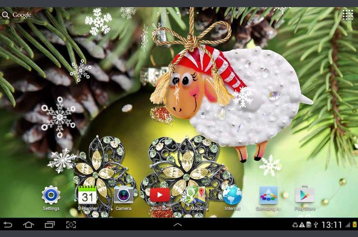 Cute Christmas Live Wallpaper - Cute Christmas Live Wallpaper