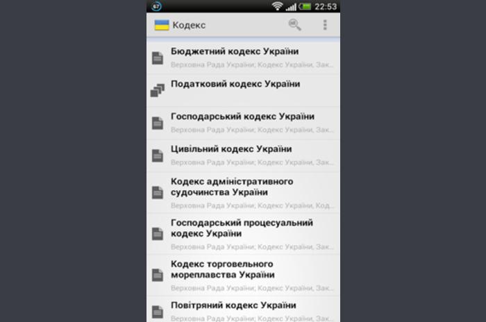Oekraïense Laws