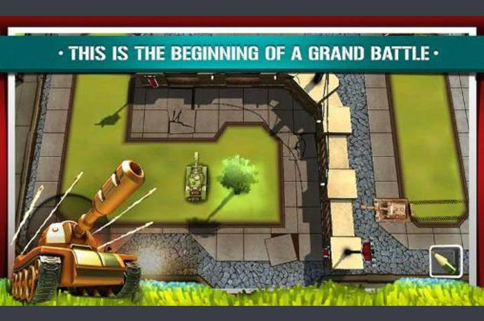 Battle Tanks 3D: Armageddon