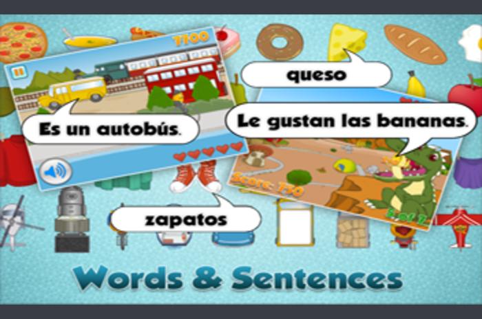 Fun Spanish Learning Games - spanyolul tanul gyerekeknek