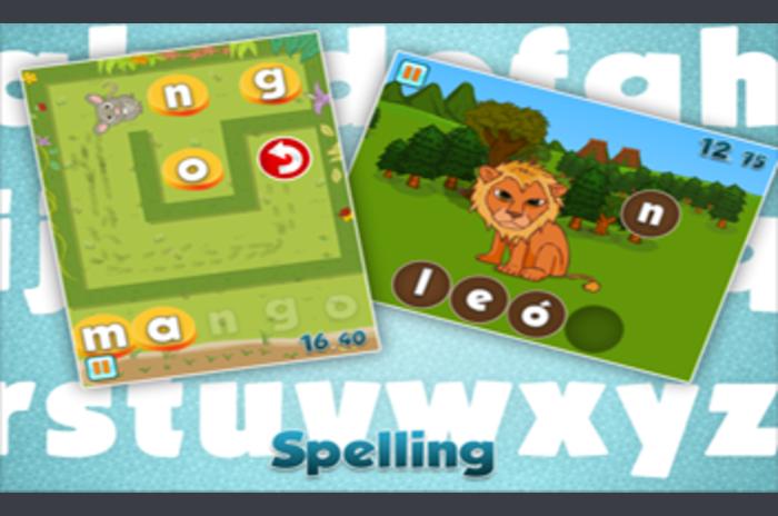 Fun Spanish Learning Games - learning Spanish for children