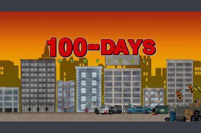 100 dana: zombi opstanak