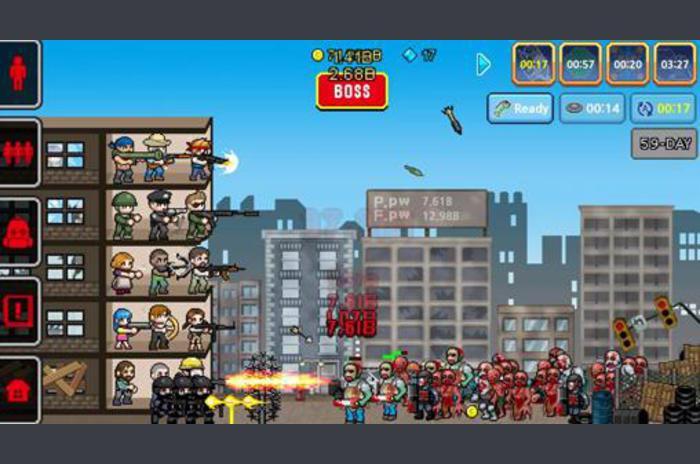 100 días: la supervivencia del zombi