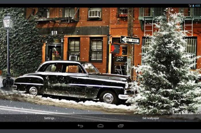 Zima 2016 Bezpłatne LWP