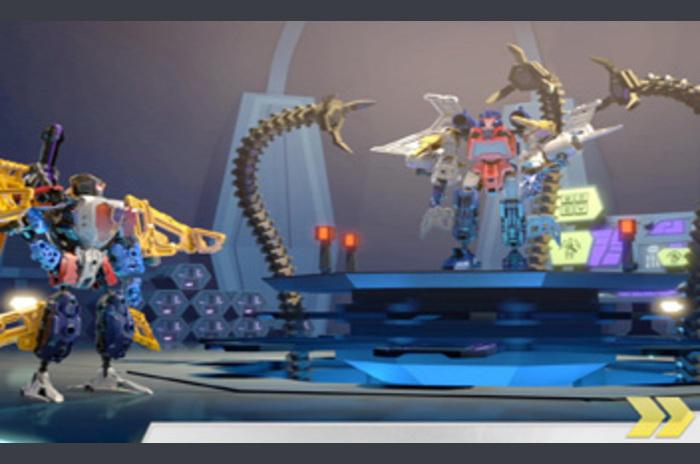 Transformers Construct-Bots