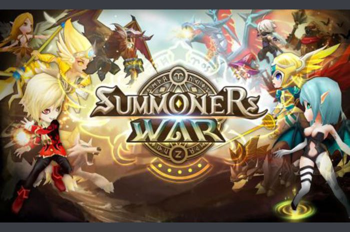 Summoners 'War: Sky Arena