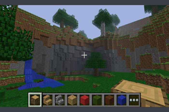 Minecraft - Pocket Ed.  Demo