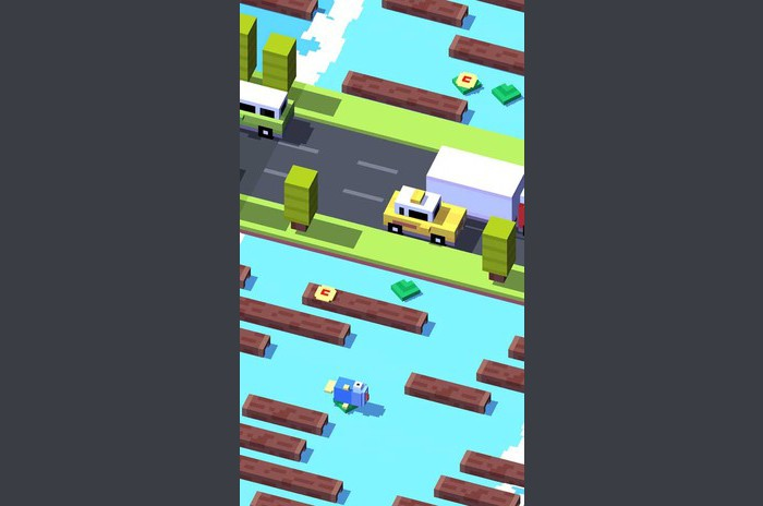 Crossy route