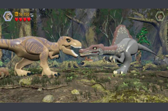 LEGO Jurassic världen
