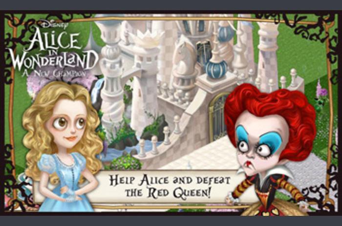 Disney Alice în Țara Minunilor