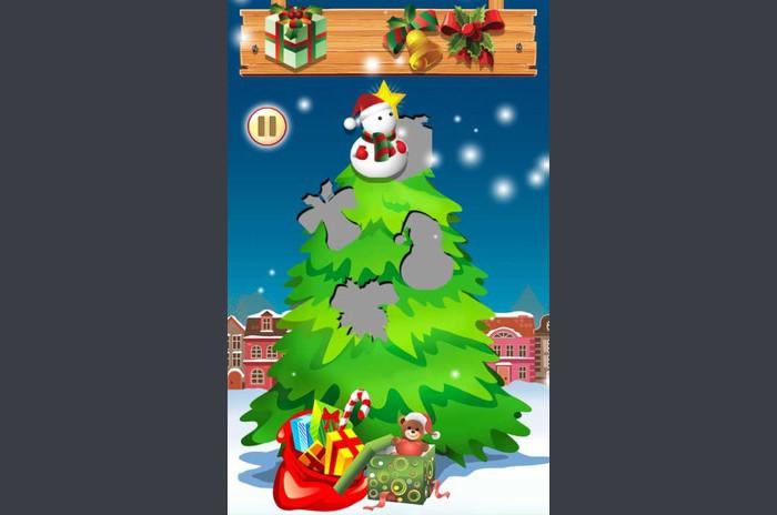 Crăciun copac 2015