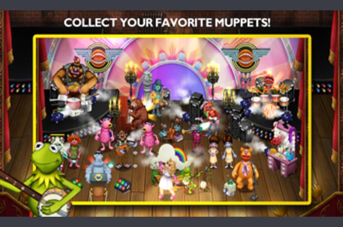 Muppets แสดงของฉัน