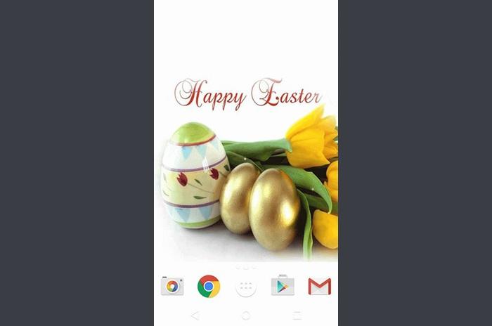 Paskalya yumurtaları LWP