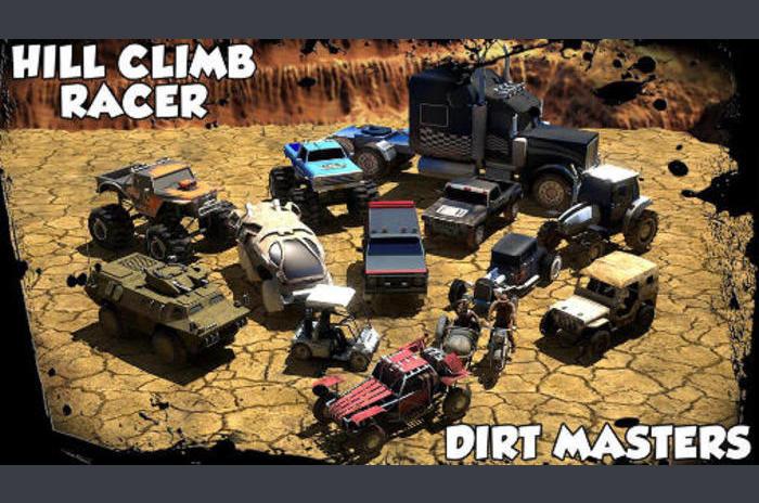 Course de côte Racer Dirt Masters