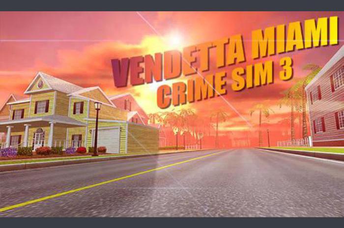 Vendetta Miami: Crime sim 3