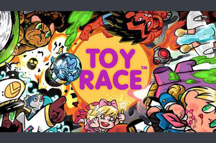 Toy race