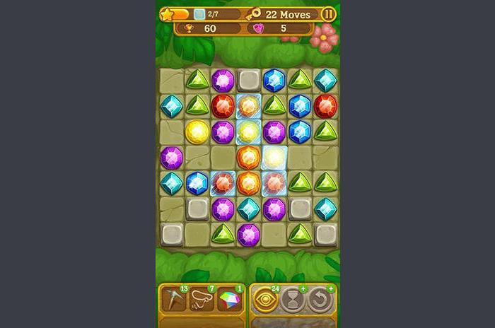 Gemcrafter: Puzzle viaje