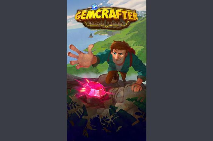 Gemcrafter: رحلة لغز