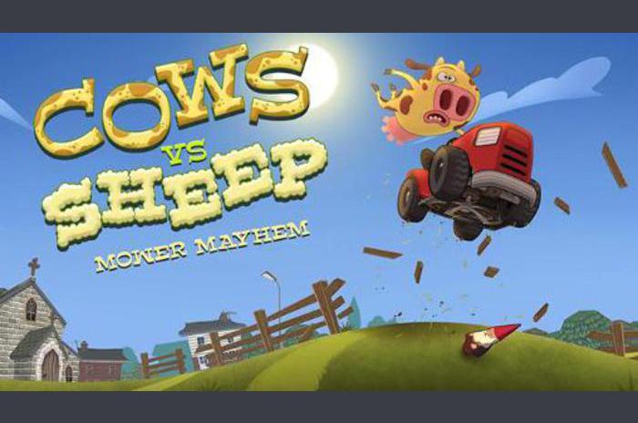Vacas vs ovejas: Segadora caos