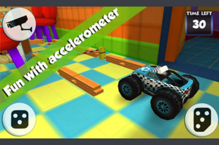 Toy Parkeergarages 3D