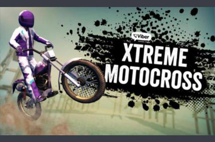 Viber: Xtreme motocross