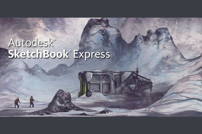 Sketchbook Express