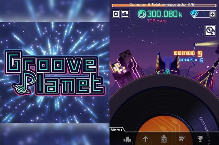 Groove planète