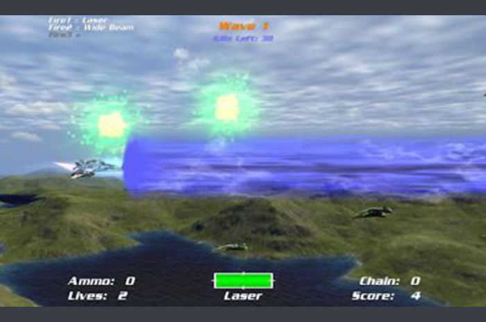 BlastZone 2: Arcade Shooter