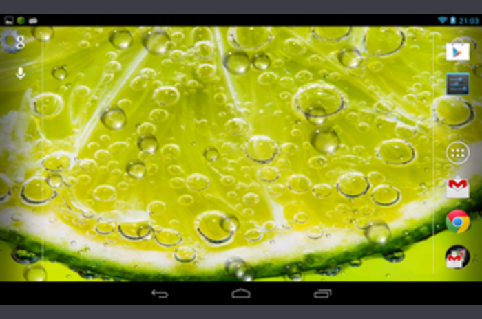 Meyve ve Bubbles