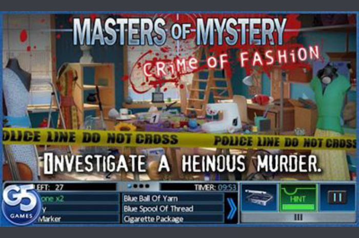 Masters of Mystery