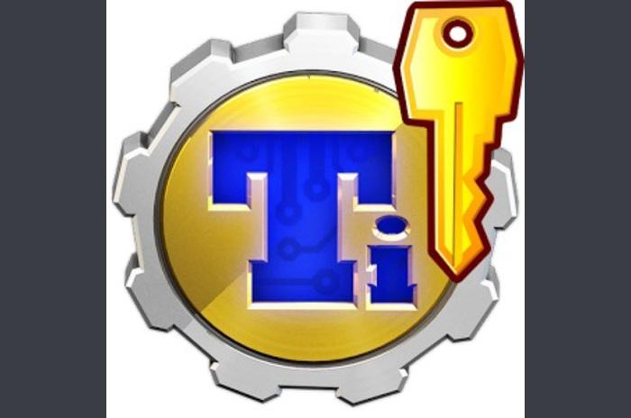 Titanium sauvegarde