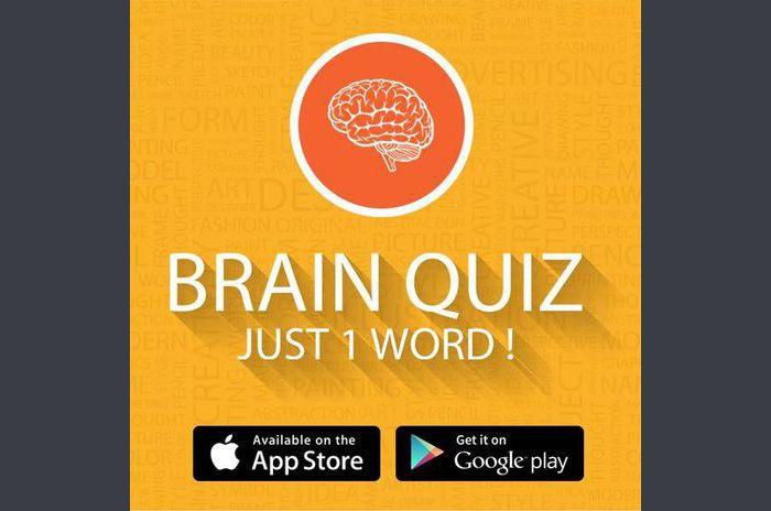 Beyin yarışması: Sadece bir kelime!