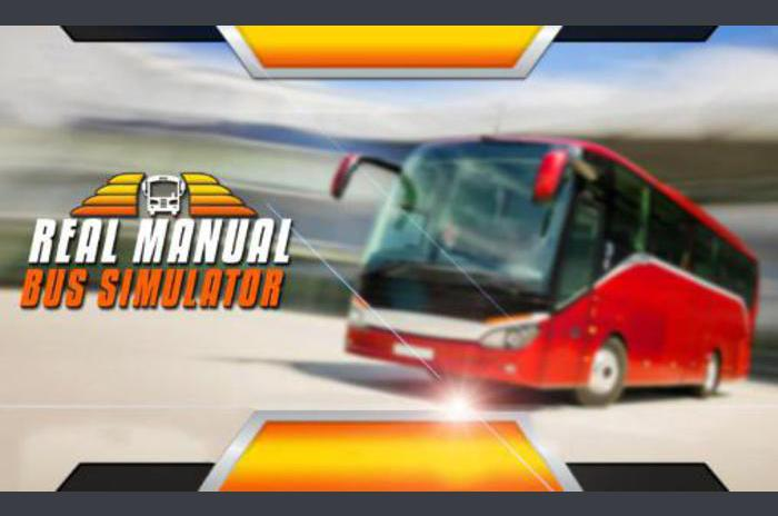 Real manual de 3D simulador de autobuses