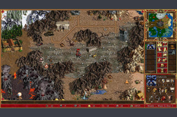 Might and Magic: Heroes 3-HD editie - Heroes of Might and Magic III HD
