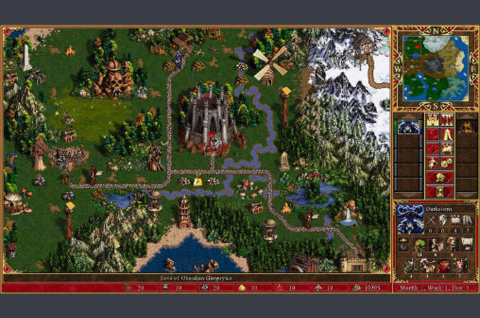 Moć i Magic: Heroes 3-HD Edition - Heroji Might and Magic III HD