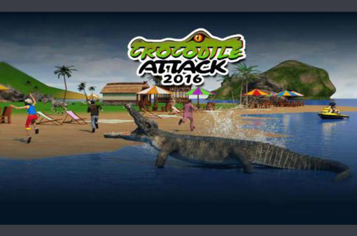 ataque de un cocodrilo en el año 2016