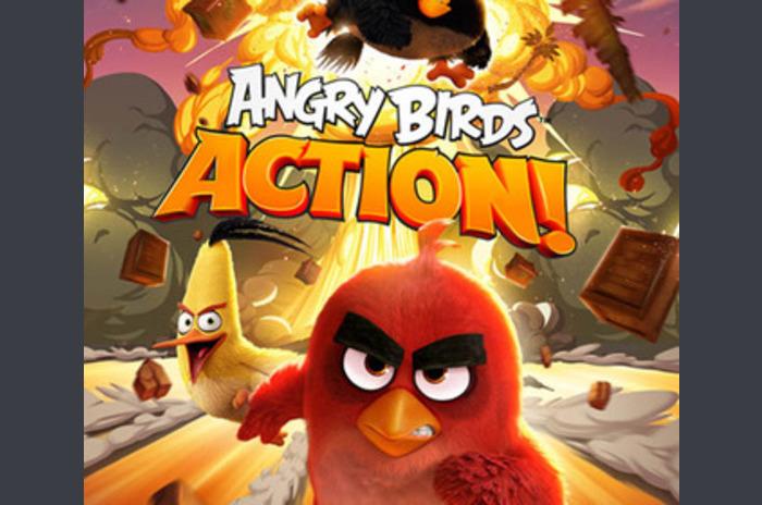 Angry Birds Actie!